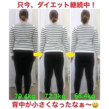 経過報告!只今、-11kg減!